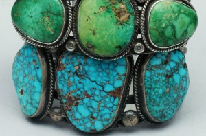 Photo of a Turquoise Bracelet