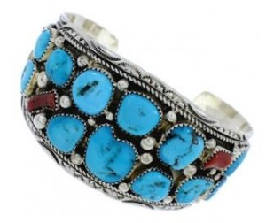 A Turquoise Bracelet for Men